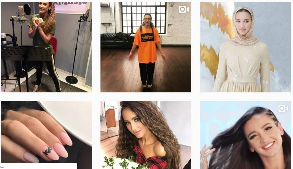 blogeri v instagram buzova