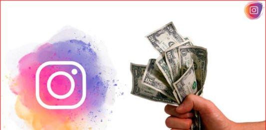 деи монетизации Инстаграм
