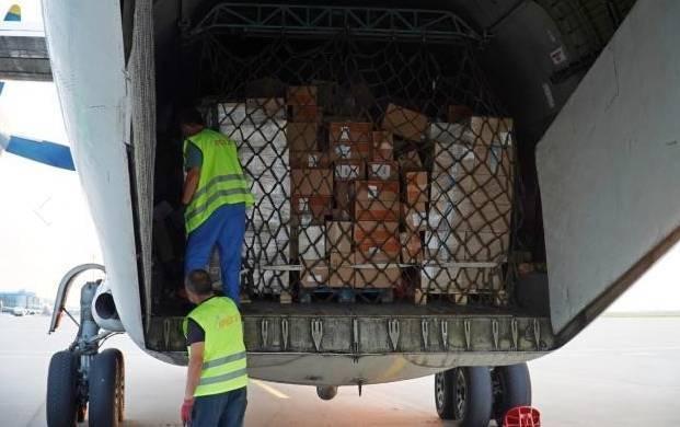Лекарства для лечения больных с Covid-19 и пневмонией доставили в Нур-Султан Новости Официальный интернет-ресурс акимата города Нур-Султан